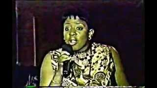 "BET on Jazz ""Betty Carter Live"" singing Melvin Rhyne"