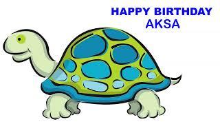 Aksa   Children & Infantiles - Happy Birthday