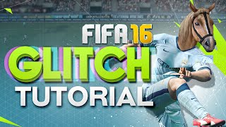 fifa 16 long shot glitch tutorial how to score from distance