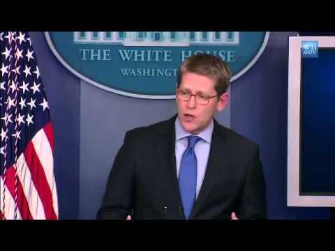 Jay Carney Caught in Benghazi Lie (11.27.2012 Press Breifing)