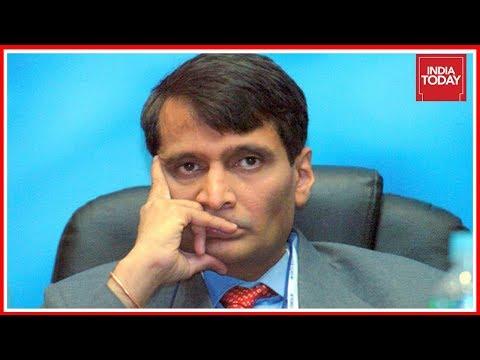 Railway Minister Suresh Prabhu To Resign