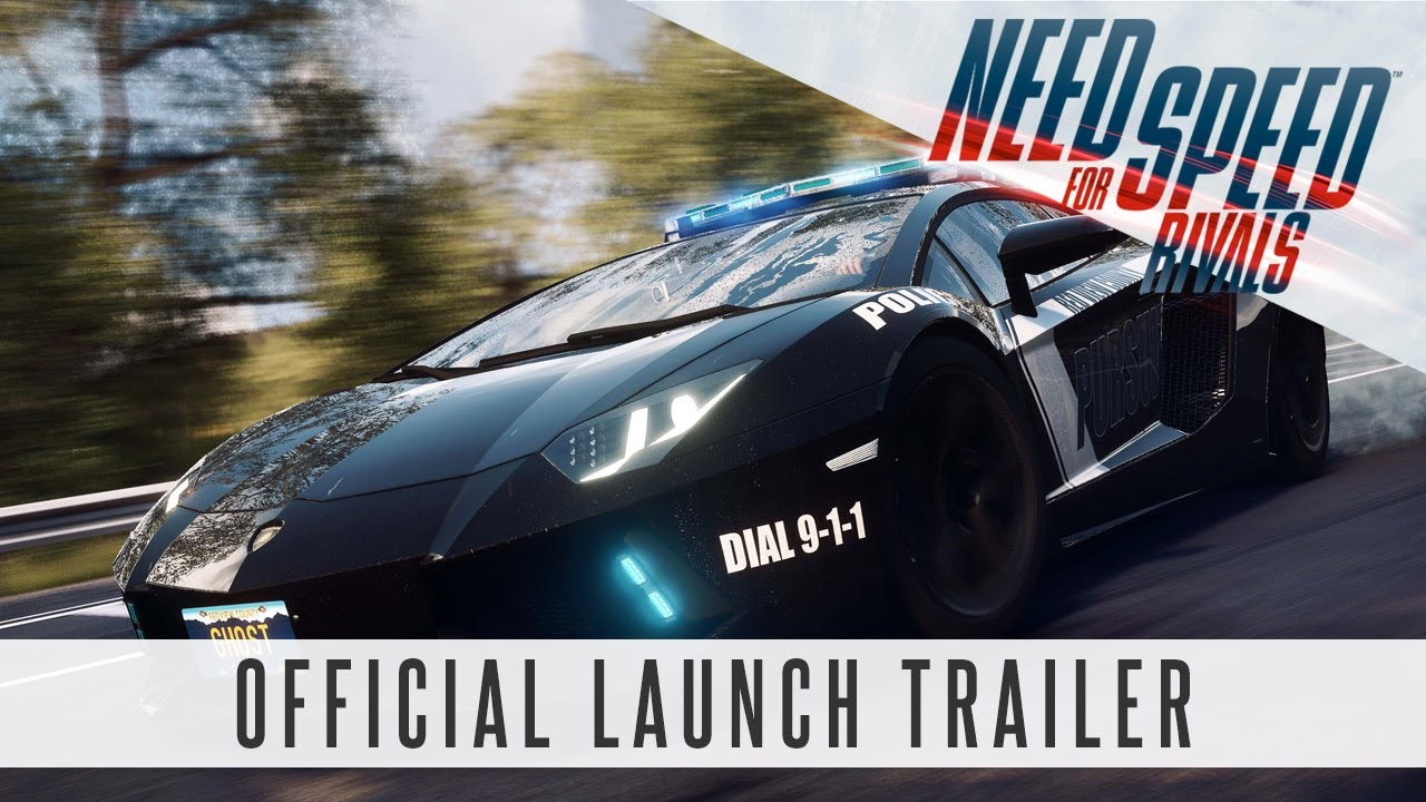 Need for Speed Rivals - Launch Trailer