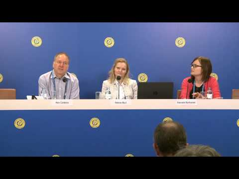 EGU2015: Impacts of geoengineering on land, oceans and the atmosphere (PC6)