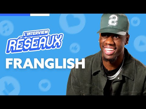 Youtube: Interview Réseaux Franglish: JUL, tu likes? Narcos, tu mates? Aya Nakamura, tu stream?