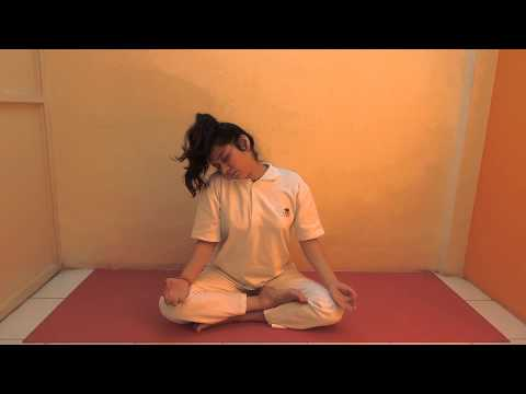 Yoga for Cure of Thyroid