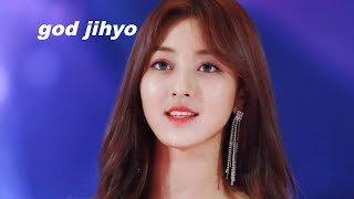 JIHYO'S REAL VOICE! [TWICE]
