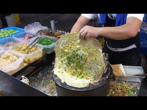 Malaysia Street Food KL Saturday Night Market