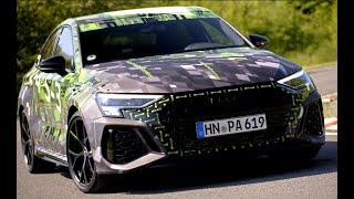 2022 Audi RS3 Torque Splitter - Teaser