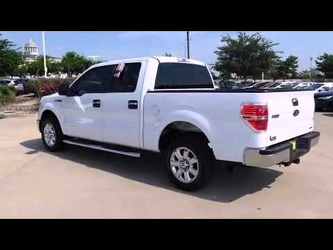 Toyota Of Rockwall >> 2013 Ford F-150 XLT w/ Texas Edition & Tow Package - YouTube