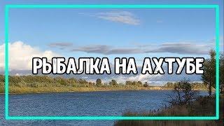 РЫБАЛКА НА АХТУБЕ В ОКТЯБРЕ 2018