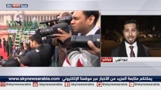 الشيخ محمد بن زايد آل نهيان يبدأ زيارة رسمية للهند
