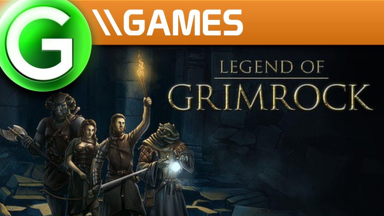 Let's Play - Legend of Grimrock - PhunkRoyal