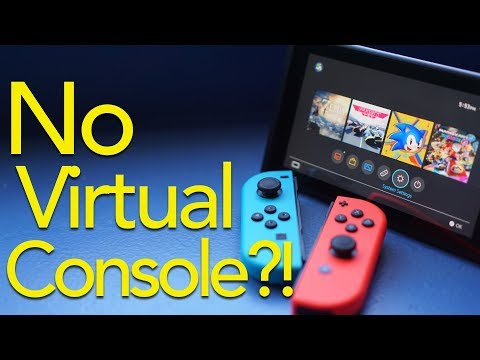 No Virtual Console for Switch and Other Gaming News | TDNC Podcast #96