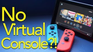 No Virtual Console for Switch and Other Gaming News   TDNC Podcast #96