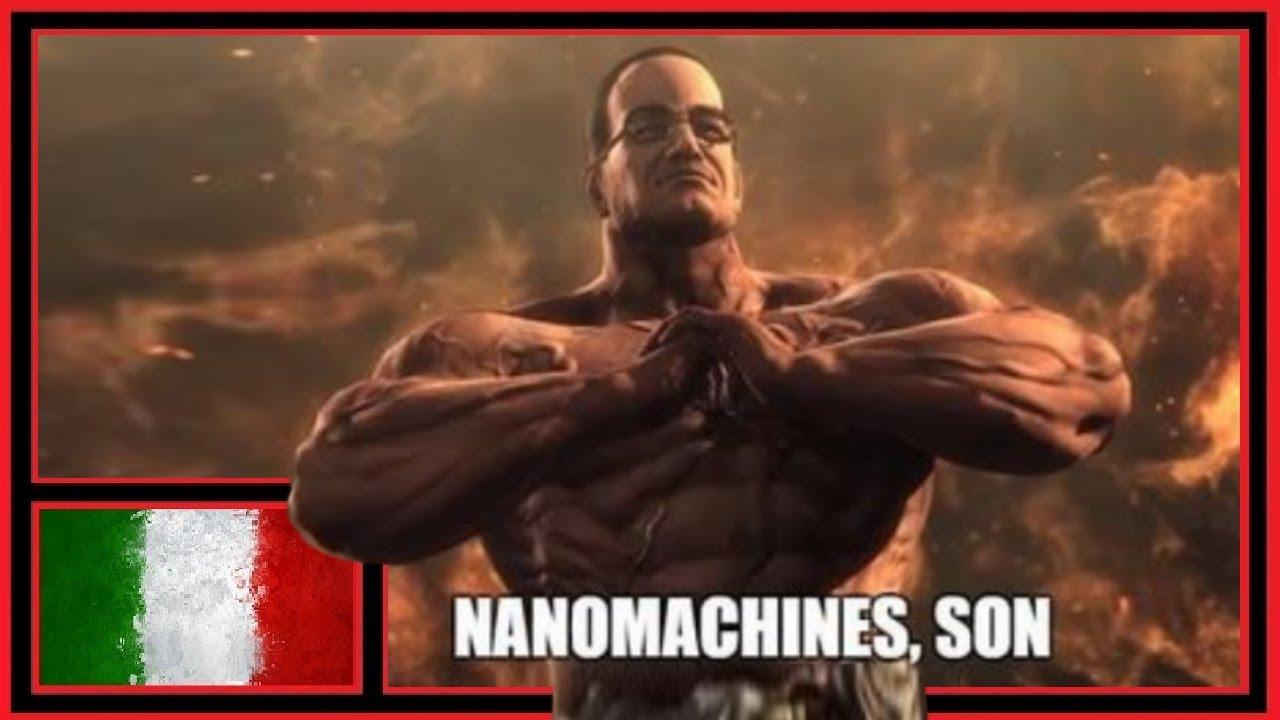 NANOMACHINES, SON - Metal Gear Rising: Revengeance | DOPPIAGGIO ITA