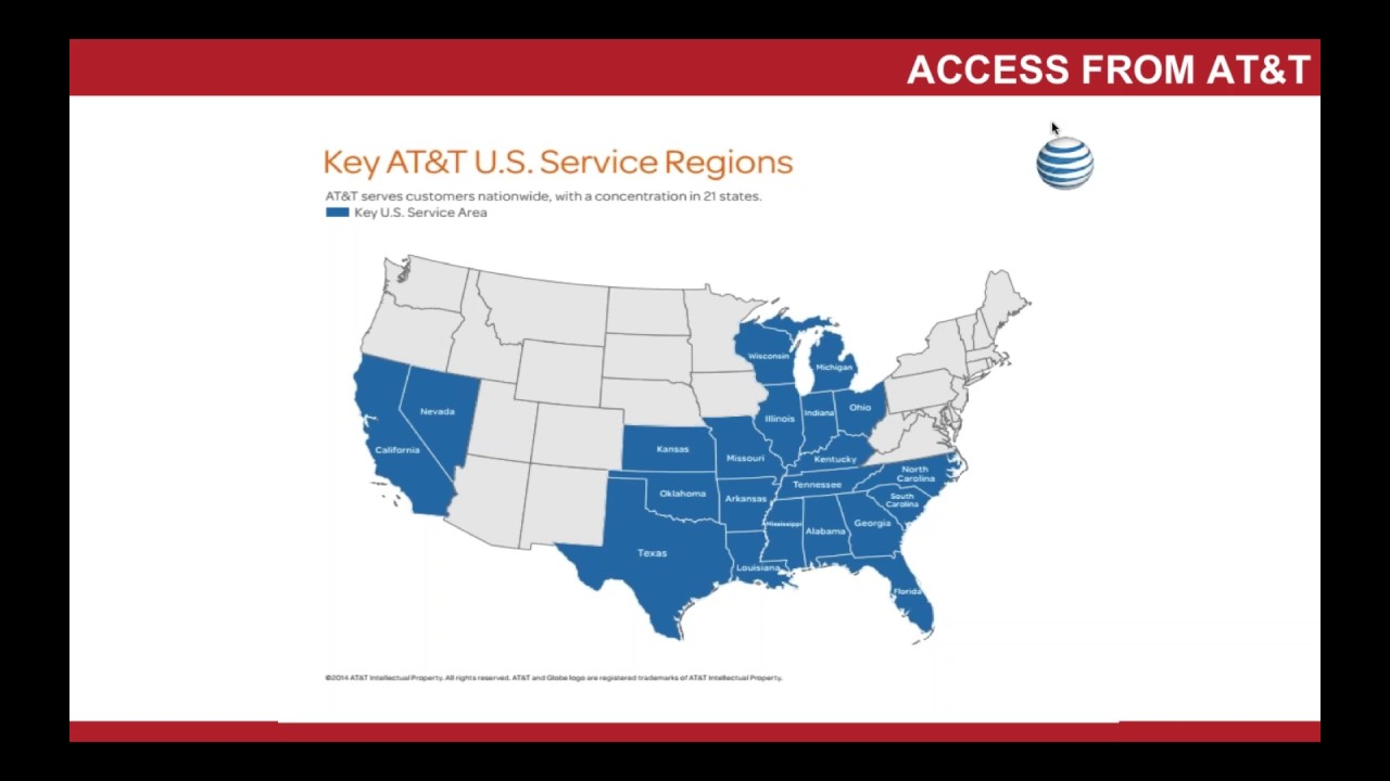 Learn about Access from AT&T - YouTube