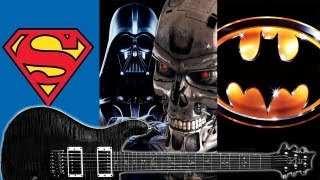 Top Movie Themes Played On Guitar