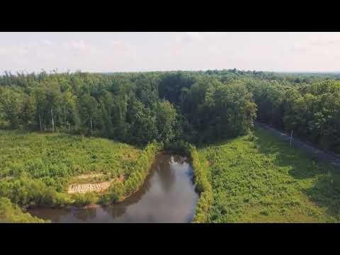 DJI Phantom 3 in the country side of Weakley County TN