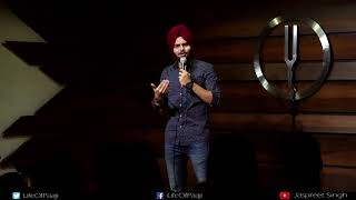 Ghar Ki Talaash  Jaspreet Singh Stand Up Comedy