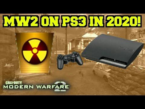 Modern Warfare 2 On PS3 In 2020! 11 Years Later! (Playstation 3, Modern Warfare 2, Tactical Nuke)