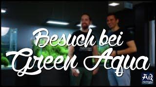 GREEN AQUA GALLERY IN BUDAPEST | Zu Besuch im berühmten Shop | AquaOwner VLOG
