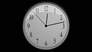 Analog clock screenshot 1
