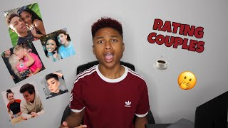 RATING SOCIAL MEDIA COUPLES (tea)   Andre Swilley
