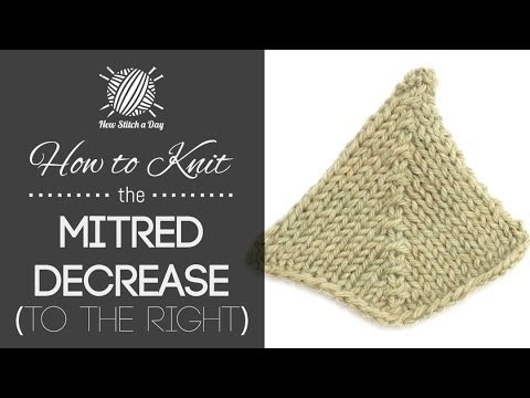 Knitting Help - Comparing Decreases Doovi