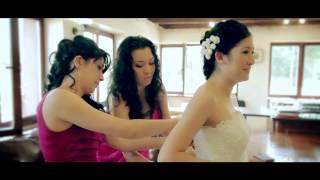 Тимур и Зарина - Свадьба 09.2012 (романтик ролик)