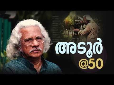 Indian Film Director Adoor Gopalakrishnan Sharing His Experience in Film industry PART I