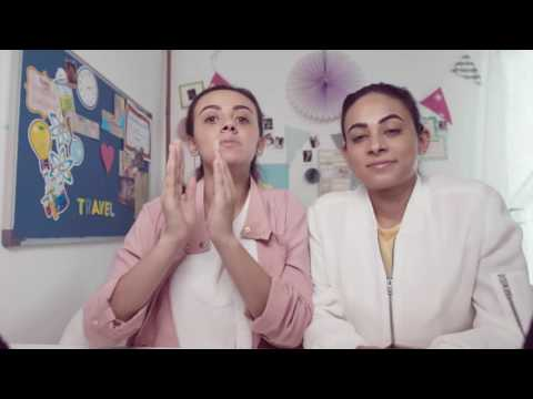 كيف البس الفوط – أولويز # كلام بنات    Using sanitary pads  - Always #GirlTalk