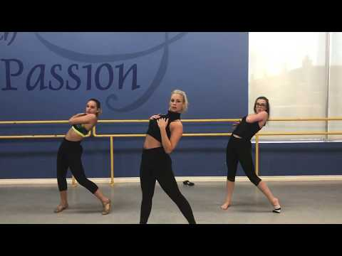 Alessandra Stenta Choreography - Swish Swish by Katy Perry - Jazz Workshop