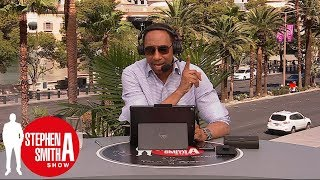 Stephen A. calls out Jets fans praising Sam Darnold after Week 1 win | Stephen A. Smith Show | ESPN