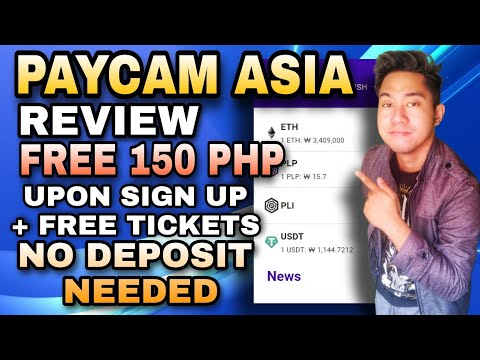 PAYCAM ASIA REVIEW FREE 150 PHP UPON SIGN UP | 9,000 PHP ANG PWEDE MONG KITAIN DITO? | ALROCK REVIEW