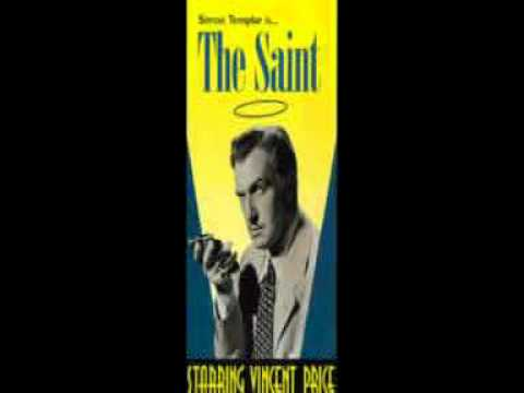 "The saint ""The Connelly Silver Mine"" with Mr Vincent Price"