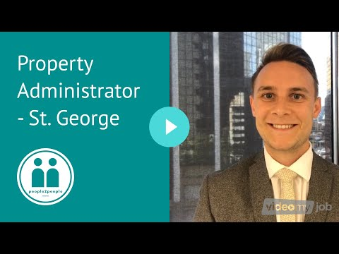 Property Administrator - St. George