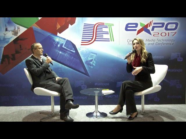 SET EXPO 2017 entrevista José Carlos Aronchi, Sebrae