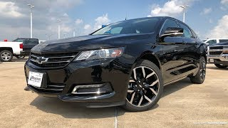 2018 Chevrolet Impala Midnight Edition ( 3.6L V6 ) - Review