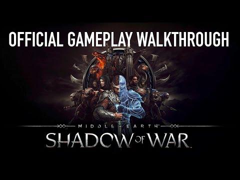 Middle-earth: Shadow of War™ - Official Gameplay Walkthrough - Warner Bros. UK