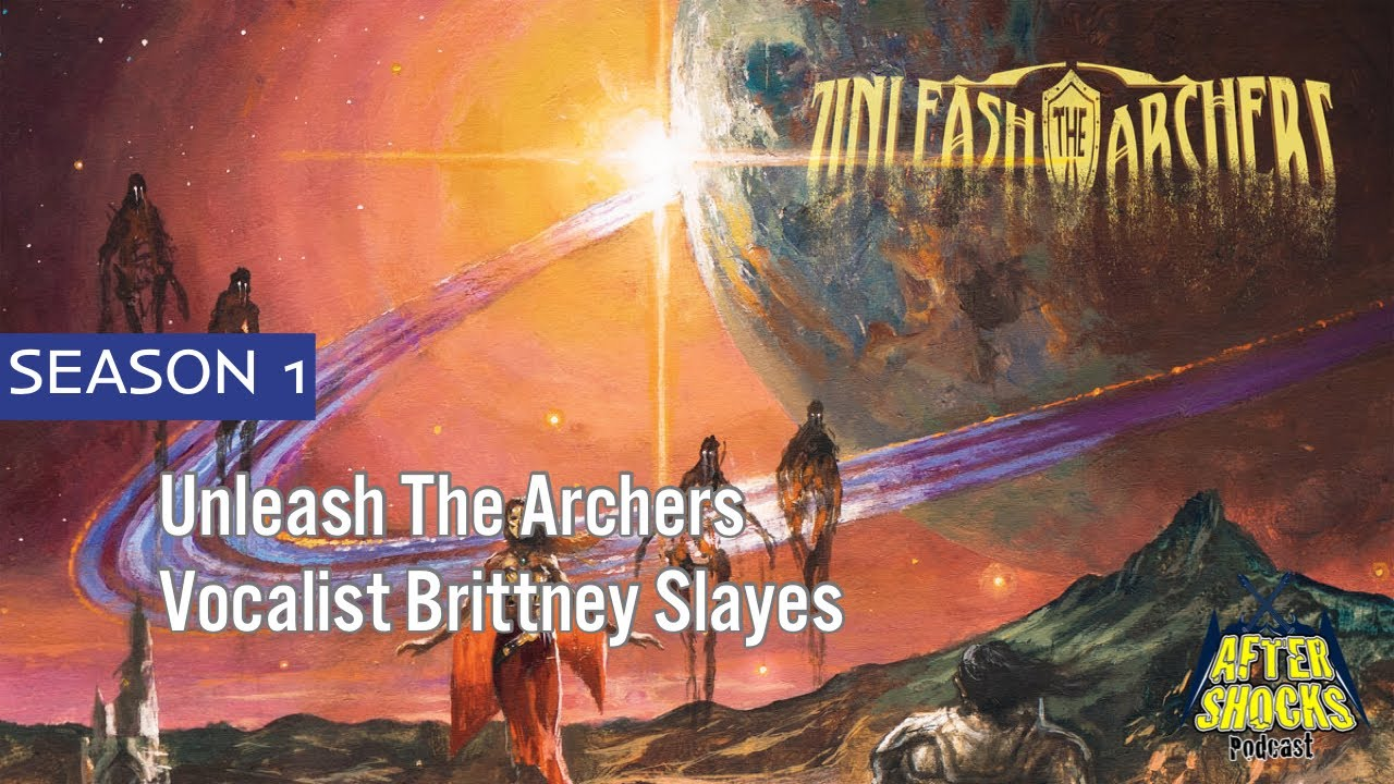 We   re NOT A Symphonic Metal Band  Dammit  - Unleash The Archers Vocalist Brittney Slayes