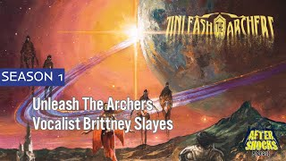 We're NOT A Symphonic Metal Band, Dammit! – Unleash The Archers Vocalist Brittney Slayes