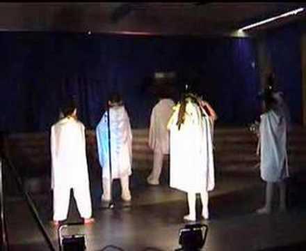Hoạt Cảnh Mừng Chúa Giáng Sinh 2002_P1