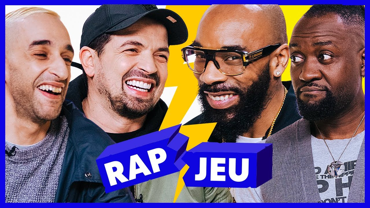 Tunisiano & Aketo vs Busta Flex & Zoxea - Red Bull Rap Jeu #42