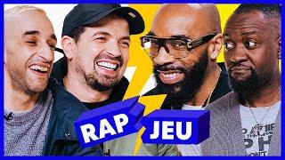 Tunisiano & Aketo vs Busta Flex & Zoxea - Red Bull Rap Jeu #42