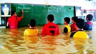 Die 10 Seltsamsten Schulen der Welt!