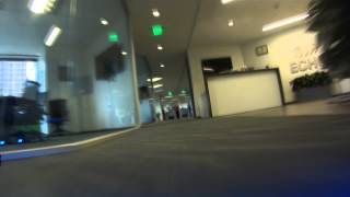 Swagway tour of the Echo Global Logistics Dallas, Texas Office