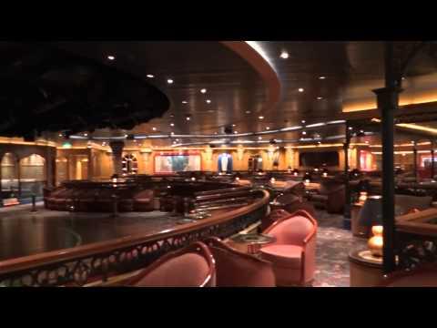 Explorers Lounge Tour on Princess Cruise Ship