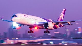 30 Minutes of EXCELLENT Spotting | A380 B747 B777 A350 B787 | Melbourne Airport Plane Spotting