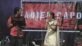 "Dhwani Orchestra - Amala College Prog-'Karuppana Kayiyale"""
