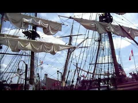 Tall Ships Halifax 2012